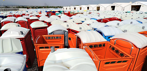 Champion Portable Toilets in Des Plaines,  IL